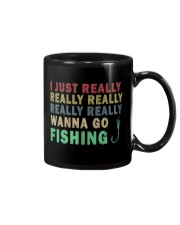 Wanna go fishing QQ26 Mug thumbnail
