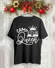 Camp Queen TT99 Classic T-Shirt lifestyle-holiday-crewneck-front-2