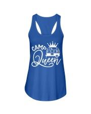 Camp Queen TT99 Ladies Flowy Tank thumbnail