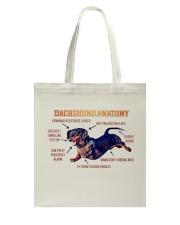 Wiener's Anatomy TN29 Tote Bag thumbnail