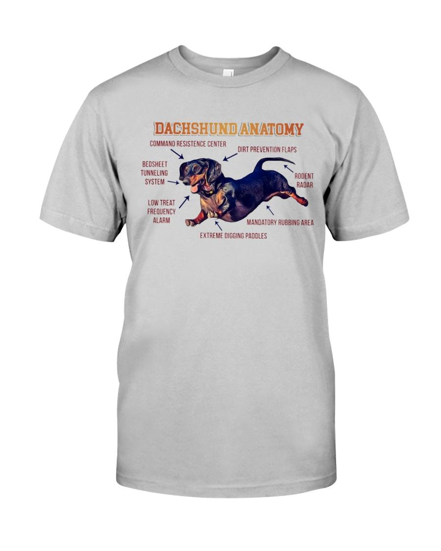 Wiener's Anatomy TN29 Classic T-Shirt