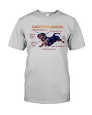 Wiener's Anatomy TN29 Classic T-Shirt front