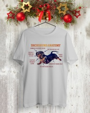 Wiener's Anatomy TN29 Classic T-Shirt lifestyle-holiday-crewneck-front-2