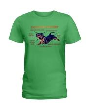 Wiener's Anatomy TN29 Ladies T-Shirt thumbnail