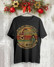 We're Just Two Lost Souls No96 Classic T-Shirt lifestyle-holiday-crewneck-front-2
