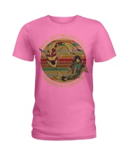 We're Just Two Lost Souls No96 Ladies T-Shirt thumbnail