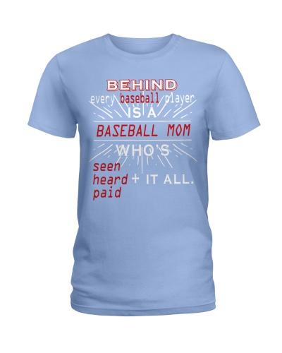 Behind Every Baseball Player - DM07