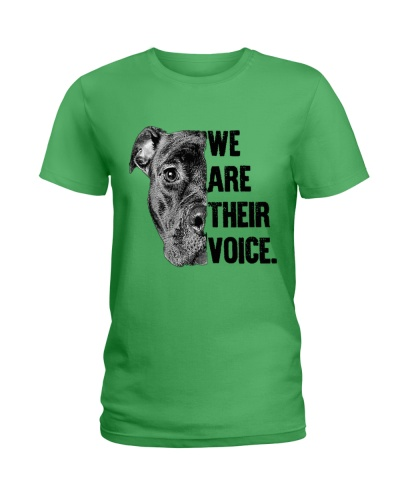 We are their voice TM99