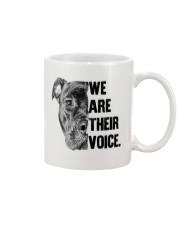 We are their voice TM99 Mug thumbnail