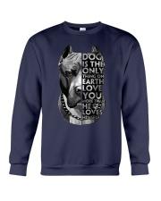 Love more than himself TM99 Crewneck Sweatshirt thumbnail