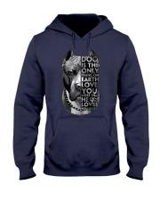 Love more than himself TM99 Hooded Sweatshirt thumbnail