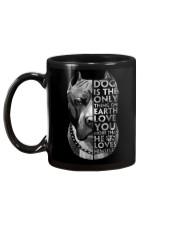 Love more than himself TM99 Mug back
