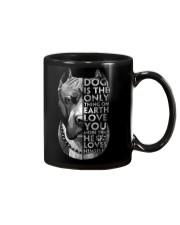 Love more than himself TM99 Mug front