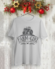 Farm Girl TT99 Classic T-Shirt lifestyle-holiday-crewneck-front-2