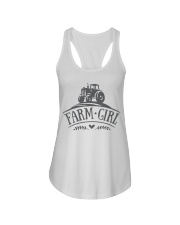 Farm Girl TT99 Ladies Flowy Tank thumbnail