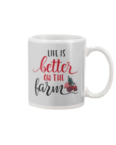Life Is Better On The Farm NO96