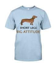 Short Legs Big Attitude AQ55 Classic T-Shirt thumbnail