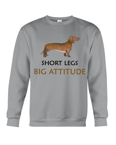 Short Legs Big Attitude AQ55