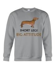 Short Legs Big Attitude AQ55 Crewneck Sweatshirt thumbnail