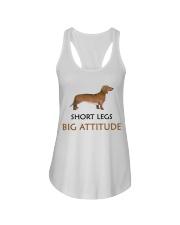 Short Legs Big Attitude AQ55 Ladies Flowy Tank thumbnail