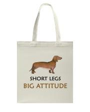 Short Legs Big Attitude AQ55 Tote Bag thumbnail