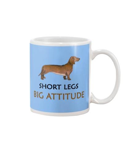 Short Legs Big Attitude AQ55