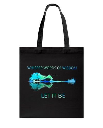 Whisper words of wisdom Let It Be VD14