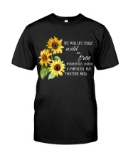 Wild Flower No96 Classic T-Shirt front