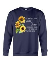 Wild Flower No96 Crewneck Sweatshirt thumbnail