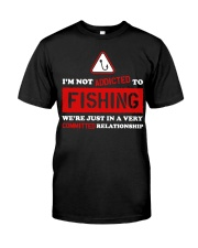 I'm Not Addicted to Fishing LA03 Classic T-Shirt thumbnail