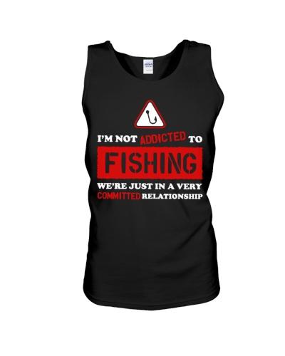 I'm Not Addicted to Fishing LA03