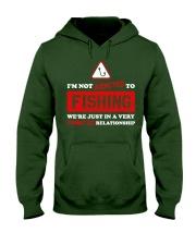 I'm Not Addicted to Fishing LA03 Hooded Sweatshirt thumbnail
