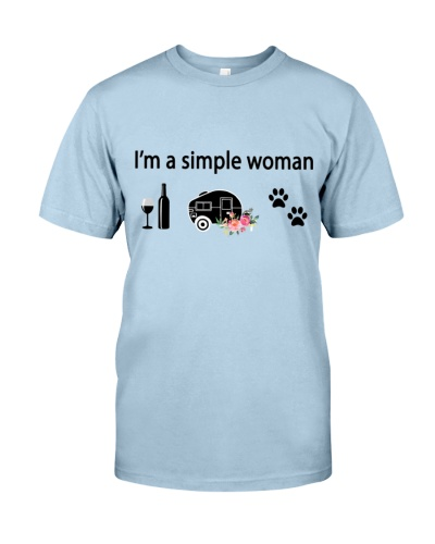 I'm a simple woman TM99