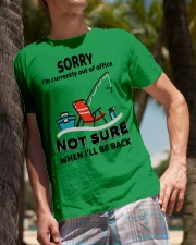 Not sure when I'll come back HV9 Classic T-Shirt lifestyle-mens-crewneck-front-10