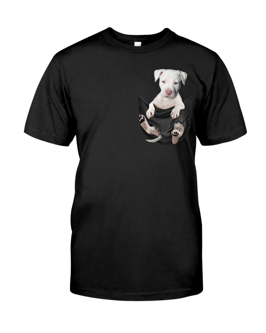 Pitbull Pocket TM99 Classic T-Shirt