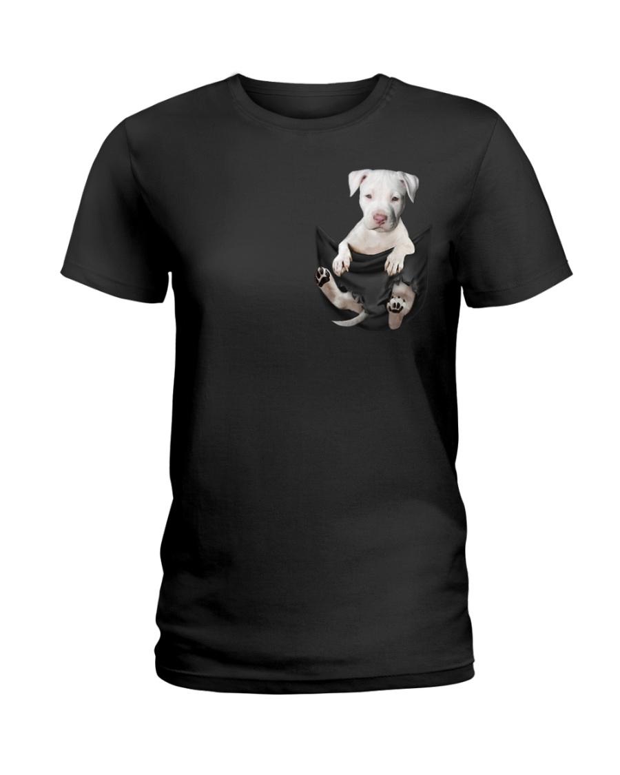 Pitbull Pocket TM99 Ladies T-Shirt