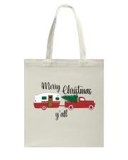 Merry Christmas Y'all TT99 Tote Bag thumbnail