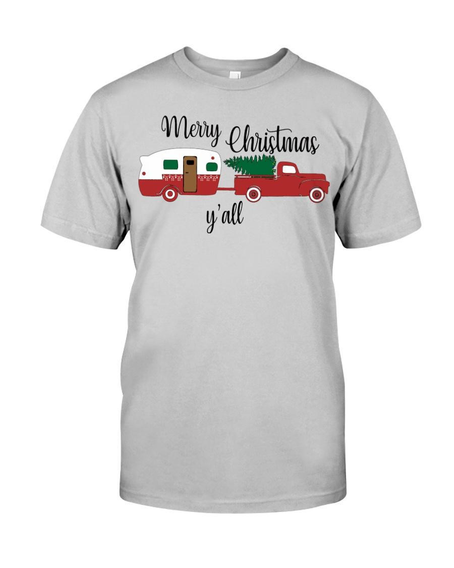 Merry Christmas Y'all TT99 Classic T-Shirt