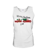 Merry Christmas Y'all TT99 Unisex Tank thumbnail