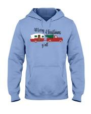 Merry Christmas Y'all TT99 Hooded Sweatshirt thumbnail