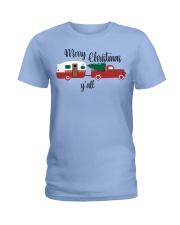 Merry Christmas Y'all TT99 Ladies T-Shirt thumbnail