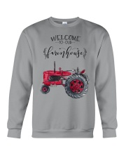 Welcome To Our Farmhouse TT99 Crewneck Sweatshirt tile
