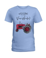 Welcome To Our Farmhouse TT99 Ladies T-Shirt thumbnail