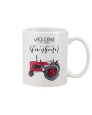 Welcome To Our Farmhouse TT99 Mug tile