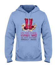 Rubber Boots Go With Anything AY81 Hooded Sweatshirt thumbnail