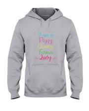 I am a piggy cheeky farmer lady-QT00 Hooded Sweatshirt thumbnail