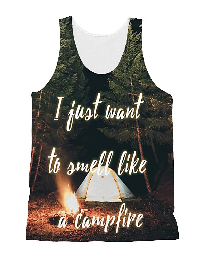 I Just Want To Smell Like A Campfire - DM07