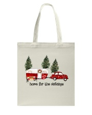 Home For The Holiday TT99 Tote Bag thumbnail