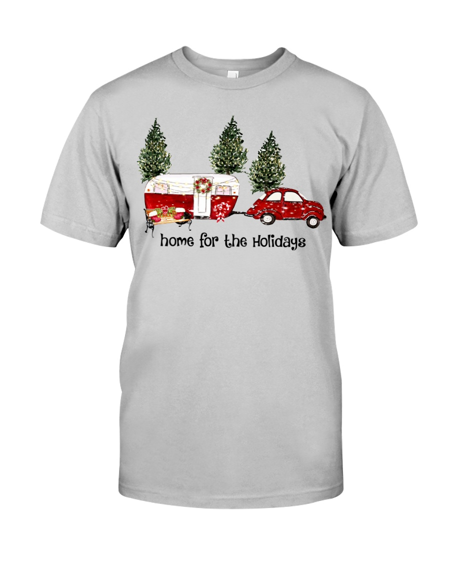 Home For The Holiday TT99 Classic T-Shirt