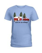 Home For The Holiday TT99 Ladies T-Shirt thumbnail